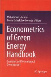 Cover: Econometrics of Green Energy
