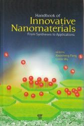 Cover: Handbook of innovative nanomaterials : from syntheses to applications
