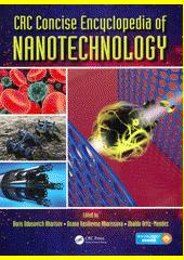 Cover: CRC concise encyclopedia of nanotechnology