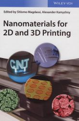 Cover: Nanomaterials for 2D and 3D printing