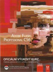Cover: Adobe Flash Professional CS6: oficiální výukový kurz