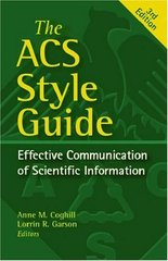 The ACS style guide