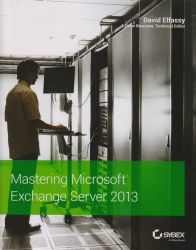 Cover: Mastering exchange server 2013