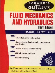 Schaum´s outline of theory and problems of fluid mechanics and hyrdaulics