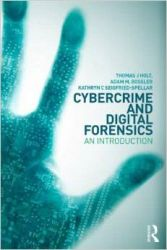 Cover:Cybercrime and digital forensics : an introduction