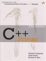 Cover: C++ primer
