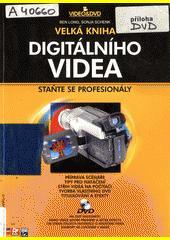 Cover: Velká kniha digitálního videa