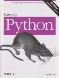 Cover: Learning Python