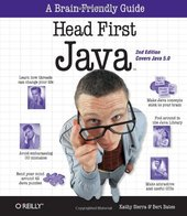 Cover: Head first Java